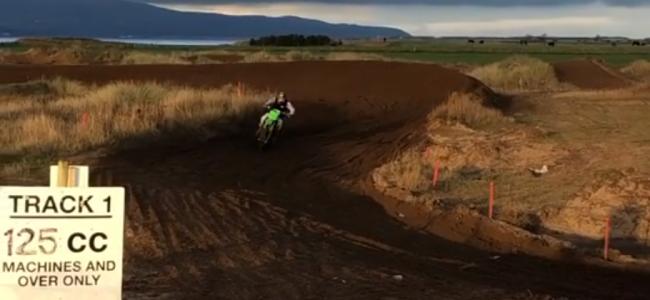 Video: Jason Meara back on the bike