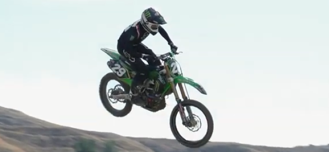 Video: Forkner, Smith, McAdoo and Marchbanks – Pro Circuit Kawasaki in action!