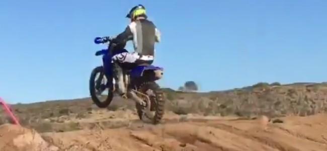 Video: Lupino on the Yamaha