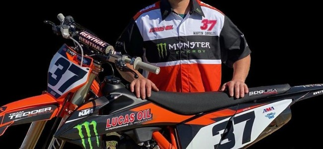 Davalos joins Tedder KTM