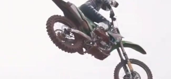 Video: Haarup on the F&H Kawasaki