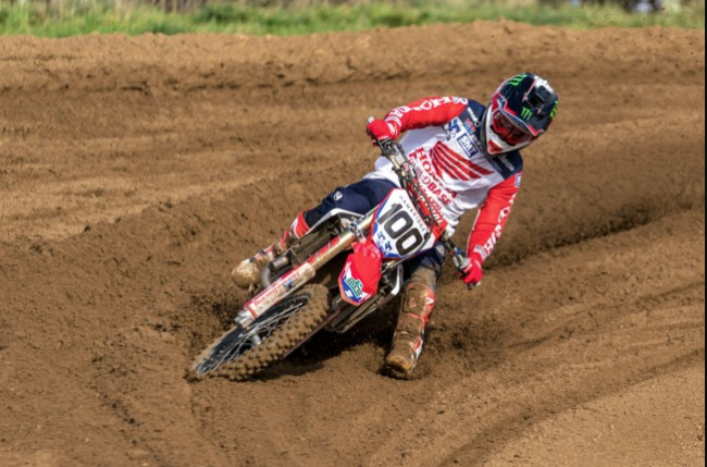 Searle OUT of British MXGP