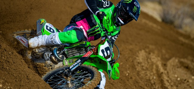 AMA Supercross qualifying times: Glendale – Q1