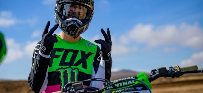 Cianciarulo on heading into his rookie 450 SX season