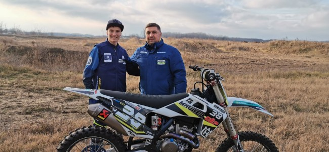 Maurer-Gép Husqvarna back in the paddock for 2020