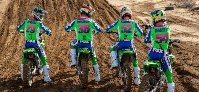 Monster Energy Pro Circuit Kawasaki – Ready for Supercross!