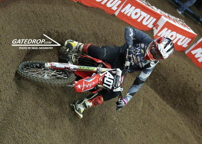 Interview: Adam Chatfield – to step away from the sport after Arenacross