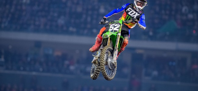 Forkner not happy with penalty decision!