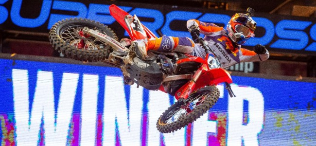 Highlights and results: Roczen wins St. Louis supercross!