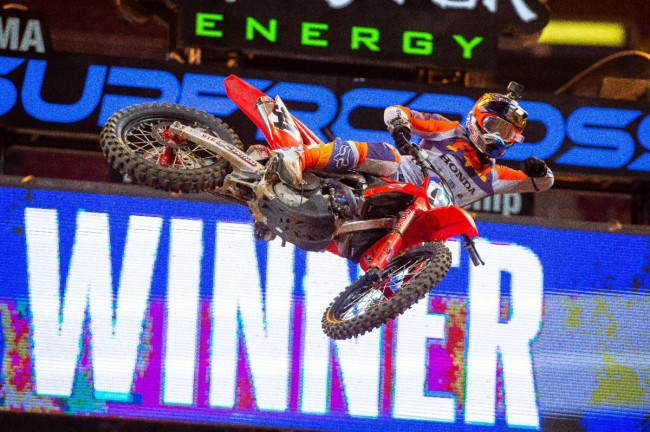 Highlights and results: Roczen wins St. Louis supercross!