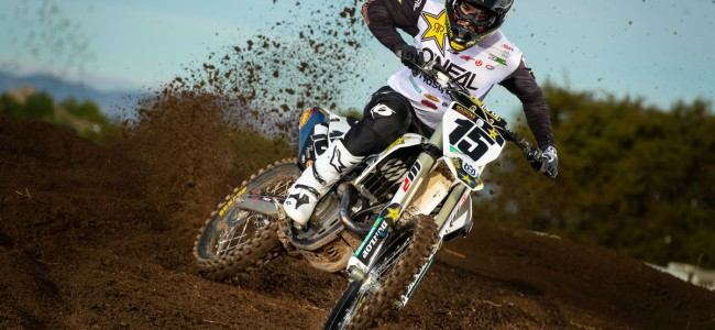 Dean Wilson considered stepping away from the sport!