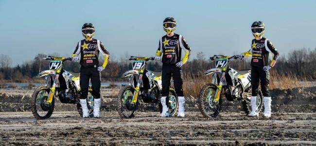Gallery: Rockstar Husqvarna Factory Racing MX2 – 2020 look