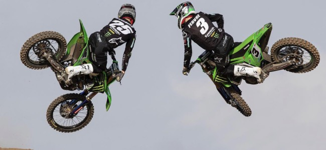Gallery: Kawasaki MXGP 2020 – Febvre and Desalle
