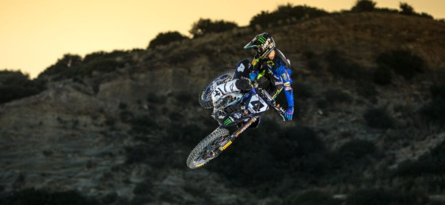 Arnaud Tonus on the start of his MXGP campaign and update on his thumb injury