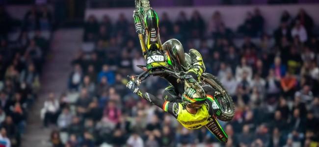 Freestyle Motocross Godfather Edgar Torronteras returns to Arenacross!