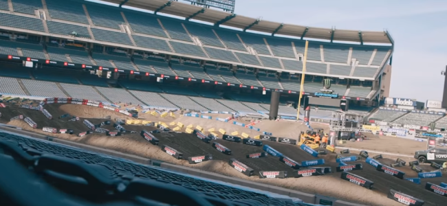 Video: Anaheim one – 250 and 450 main events