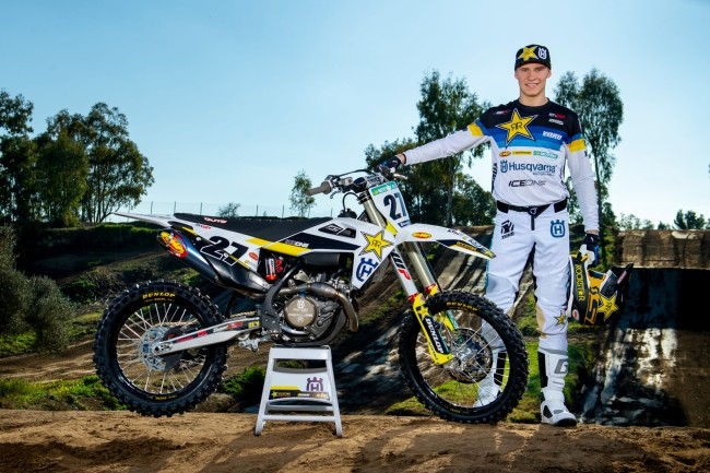 Jasikonis re-signs with Rockstar Energy Husqvarna