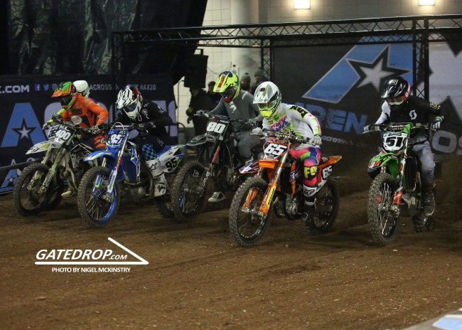 Gallery: Belfast Arenacross – Saturday (morning)