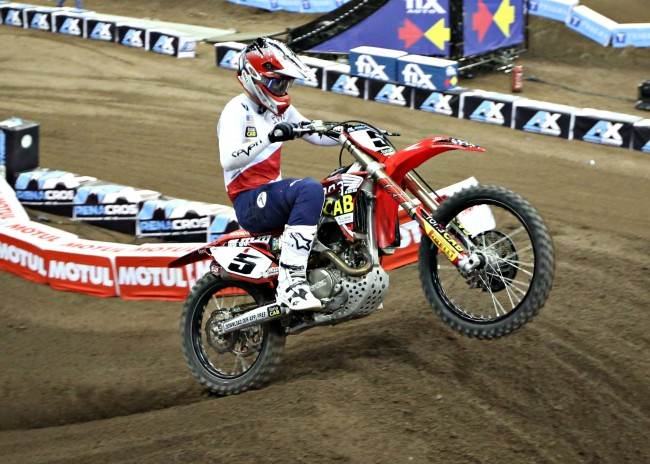 Irwin aims for BSB title to go with British MX crown!