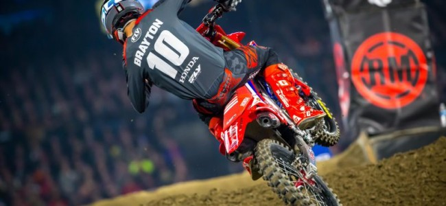 Brayton: Supercross and motocross are two different sports