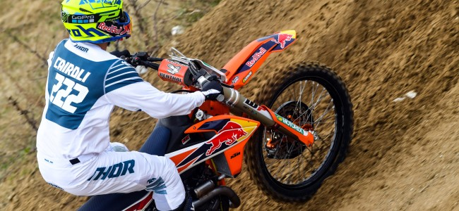 KTM confirm when Cairoli will return to racing