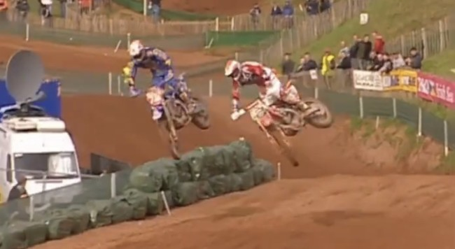 Video: Everts v Coppins 2006 – contrasting styles