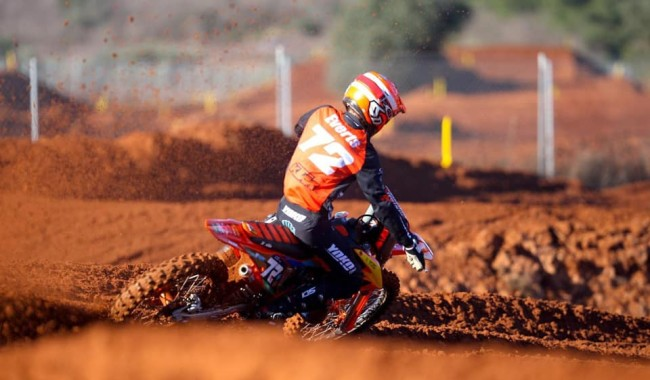 Video: Liam Everts – 2020 preparation