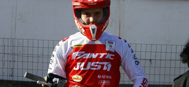 Fantic secure a podium on debut