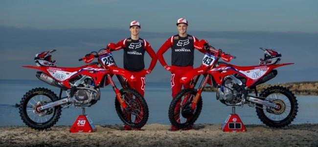 Team HRC Honda ready for 2020