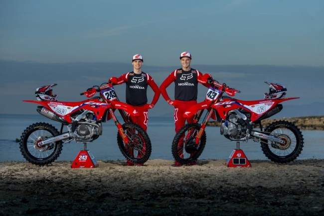 Team HRC Honda ready for 2020