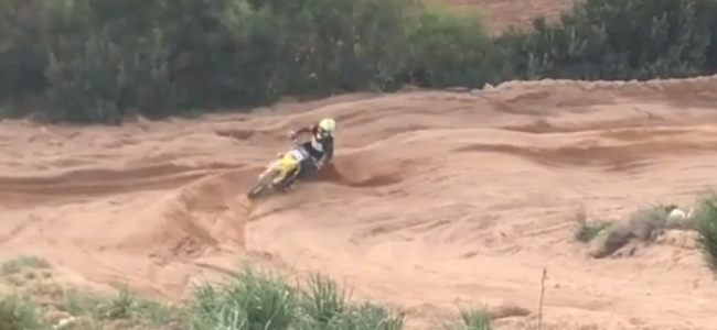 Video: First look – Caleb Grothues on his Suzuki