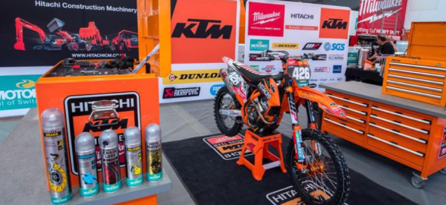 Eddie Jaywade heading to Hitachi KTM fuelled by Milwaukee?