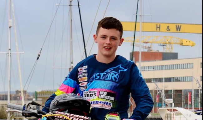 Interview: Charley Irwin – ready for Arenacross UK Tour