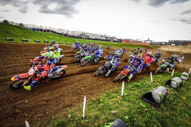 Revealed: MXGP of Great Britain Entry Lists