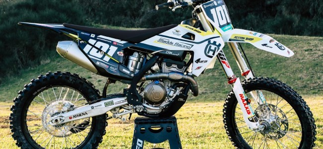 Revealed: Maddii Racing Husqvarna 2020 machine