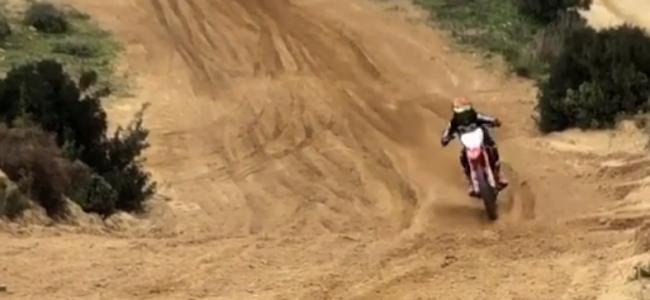 Video: Alvin Ostlund – Pre season prep in Sardinia