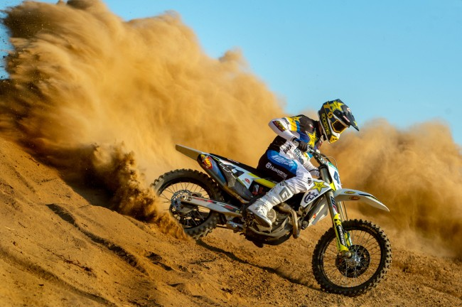 Pauls Jonass on the start of his season and the level of MXGP