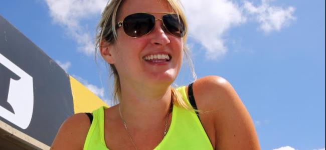 Interview: Carly Rathmell on Hawkstone International – next weekend!