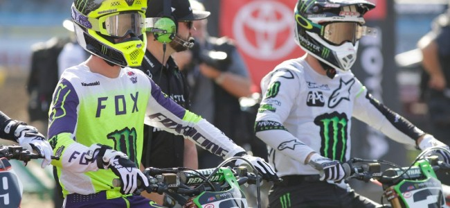 Tomac and Cianciarulo on A1