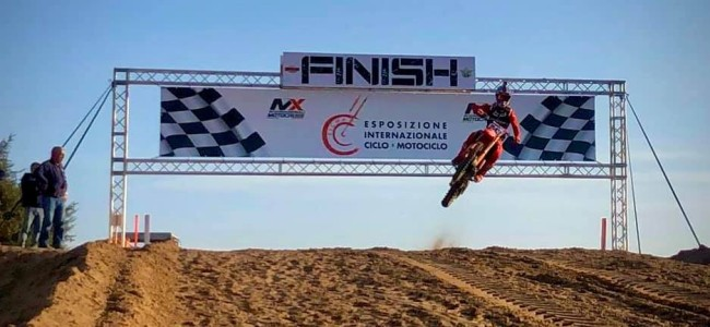 Results: International Italian Championship MX1 – HRC Honda 1-2