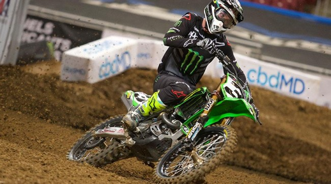 Results: Atlanta supercross qualifying – Tomac and Sexton on top!