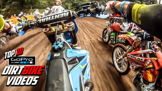Video: Top 10 most viewed GoPro action