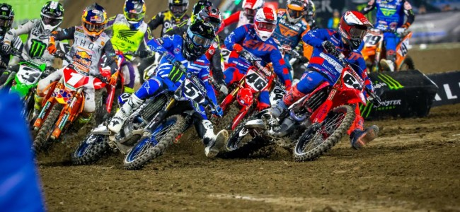 Race report: Anaheim 1