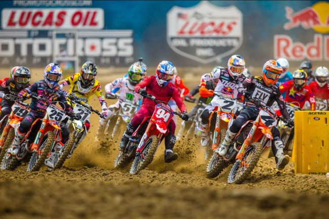 MX Sports renews agreement with United States Anti-Doping Agency