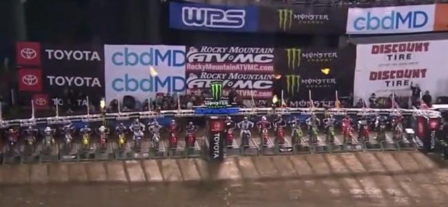 Video: Oakland supercross main events