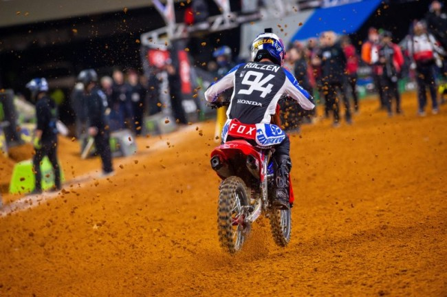 Roczen: I'm really happy to come away healthy