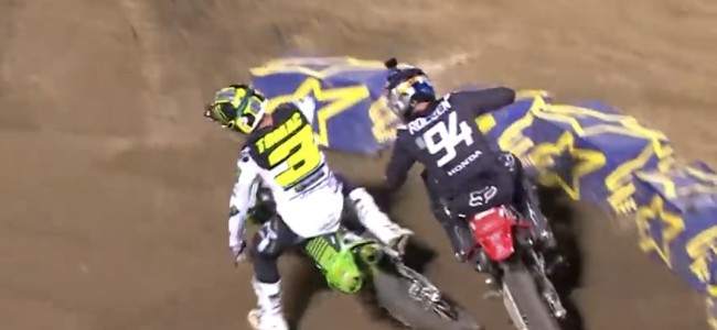 Video: Tomac passes Ken Roczen to win Oakland