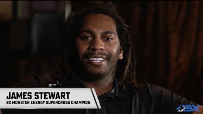 Video: James Stewart on San Diego