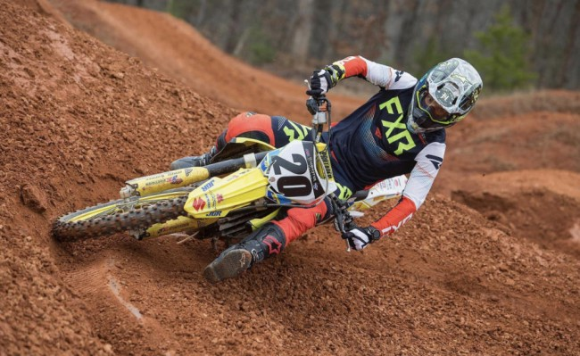 Tickle and Noren ready for supercross return