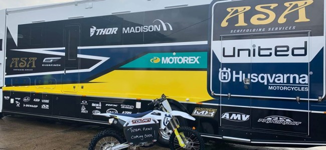 Video: ASA United Husqvarna team truck – full tour